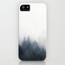 I Don't Give A Fog iPhone Case
