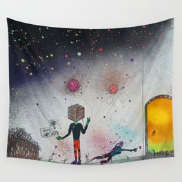 """""""The Cuben"""" Wall Tapestry"""