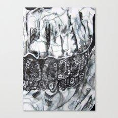 Phantom Flowers  Canvas Print