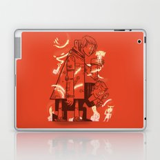Cross Over Laptop & iPad Skin