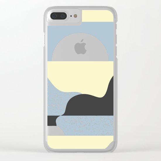 Mountandsea Clear iPhone Case