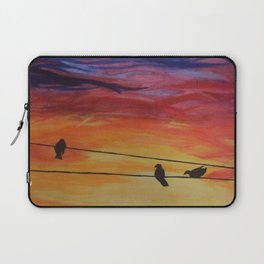 Come Join Me Laptop Sleeve