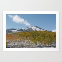 colorado Art Prints featuring Colorado by Chris Root