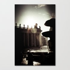 Around Rome Canvas Print