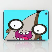 regular show iPad Cases featuring Rigby - Regular Show by Rey~