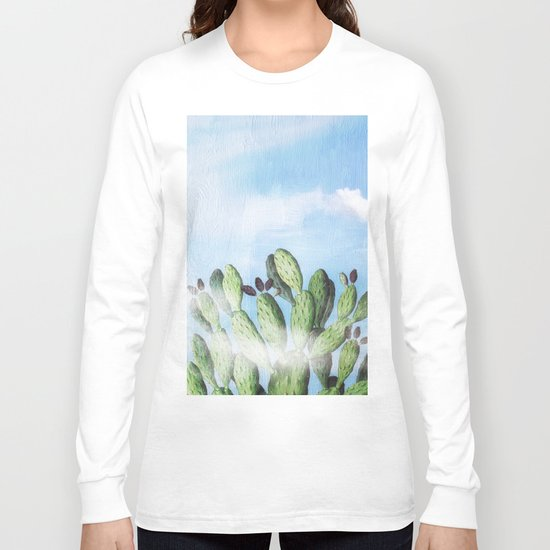Cactus Heaven Long Sleeve T-shirt