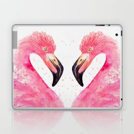 Pink Loosey Laptop & iPad Skin