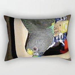 Batbird Rectangular Pillow