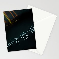 TRON LIGHT JET Stationery Cards