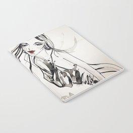 vogue lady 2017 Notebook