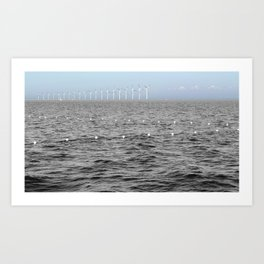 The Selby Art Print