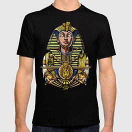 Egyptian Pharaoh Tutankhamun King Tut T-shirt