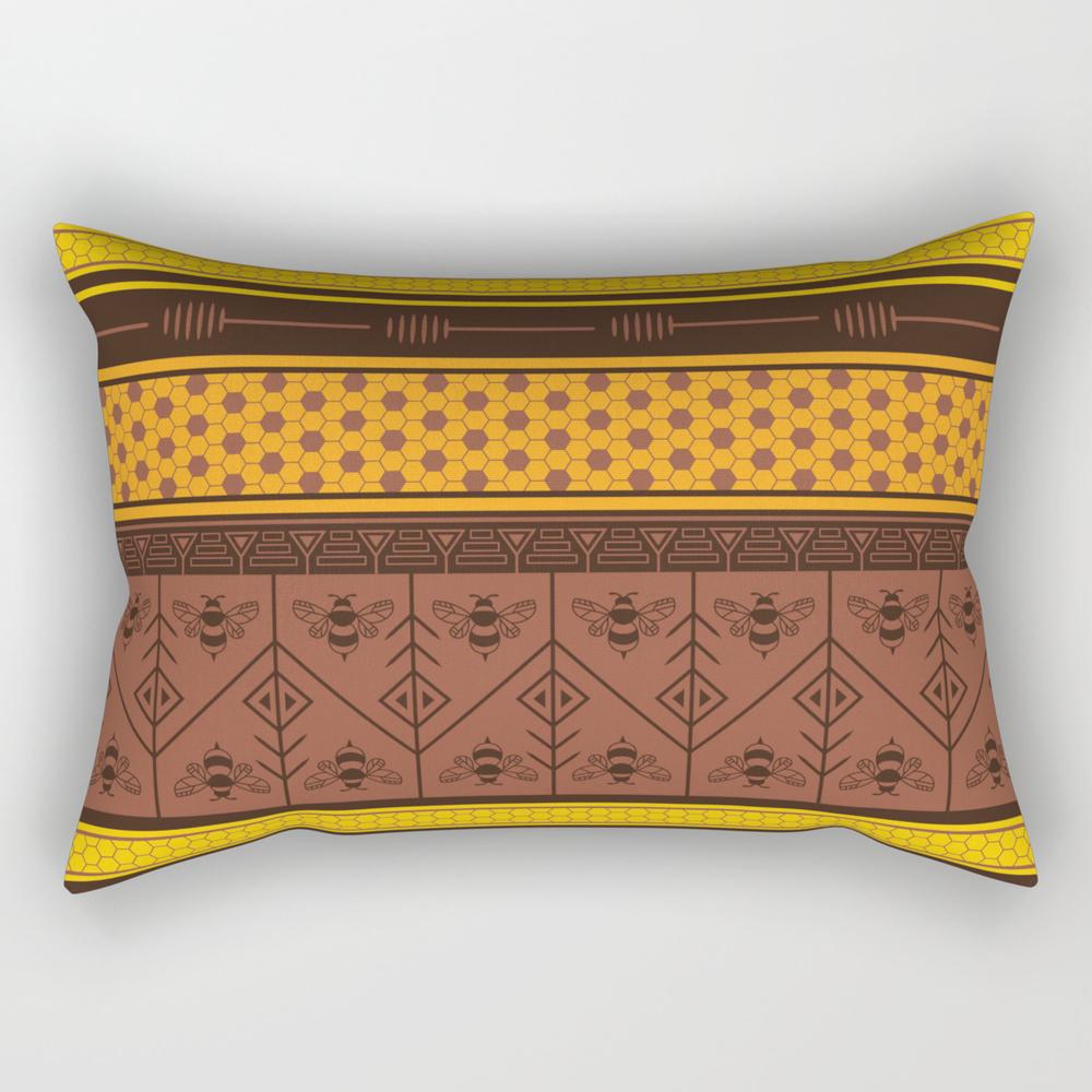 Waxing Poetic Rectangular Pillow RPW8662952
