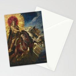 """Gustave Moreau """"Le char d'Apollon ou Phébus-Apollon"""" Stationery Cards"""