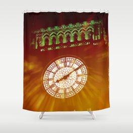 London InFocus Collection VI Shower Curtain