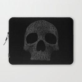 Hamlet Soliloquy Typography Laptop Sleeve