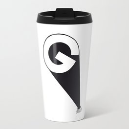 The Alphabetical Stuff - G Travel Mug