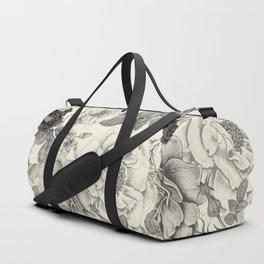 NATURE IN SEPIA Duffle Bag