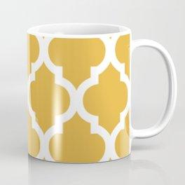 Moroccan Mustard Coffee Mug
