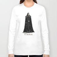 valar morghulis Long Sleeve T-shirts featuring Melkor by wolfanita