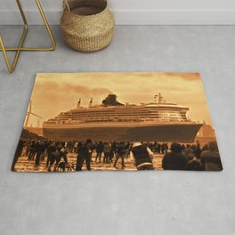 Queen Mary 2 Rug