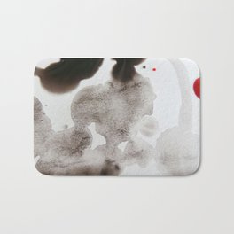 Paint Blots 8 Bath Mat