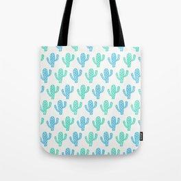 Zion Cactus Tote Bag
