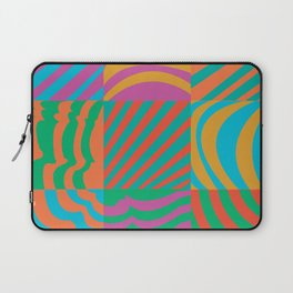 Psych Colors Laptop Sleeve