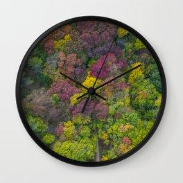 L'automne 01 Wall Clock