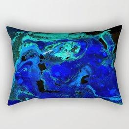 Neptune's Atlas Rectangular Pillow