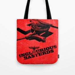 Inglourious Basterds Tote Bag