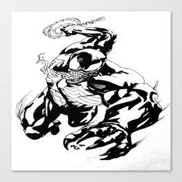 Venom (Comic Version 1) Canvas Print