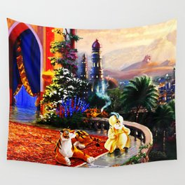 sultan Wall Tapestry