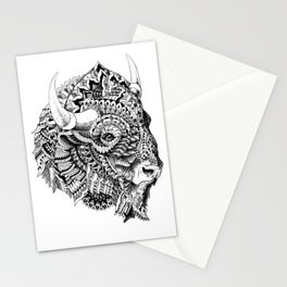 Bison v2 Stationery Cards