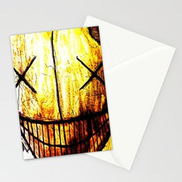Smiling jack's friends Stationery Cards