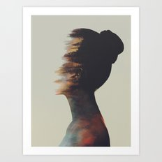 In Our Nature Art Print