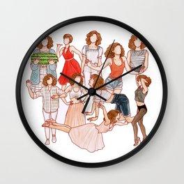 Dirty Dancing - New version Wall Clock