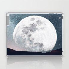 Halloween Moon Laptop & iPad Skin