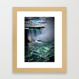 Niagara Falls Framed Art Print