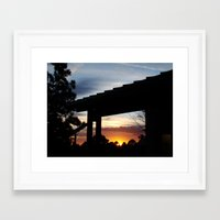 cabin Framed Art Prints featuring Cabin by D. Gopal