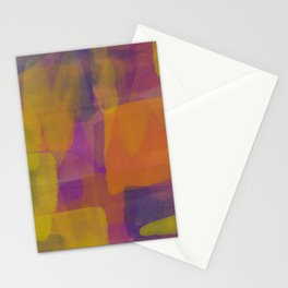Abstract Painting #1 Stationery Cards