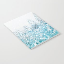 Snowy Pines Notebook