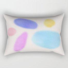 Playful Dreams No 3 (Dreamy Abstract Art) Rectangular Pillow