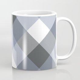 Geometrical Square Abstraction 13 Coffee Mug
