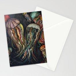 Sea Lanterns Stationery Cards