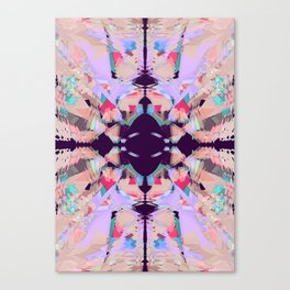 Bohemian art Canvas Print