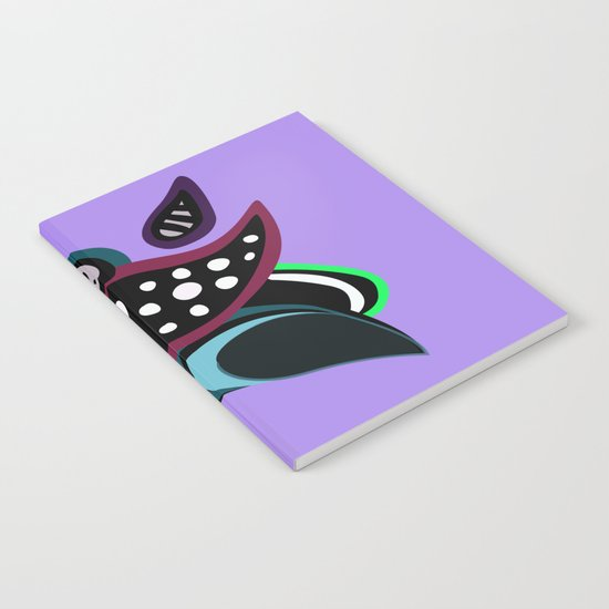 Paisley Design  Notebook