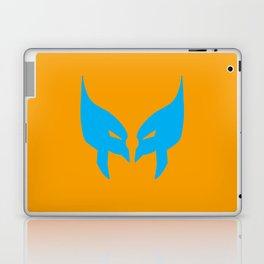 Wolverine Mask Laptop & iPad Skin