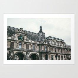 Paris Life Art Print