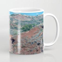 Palo Duro Canyon Coffee Mug